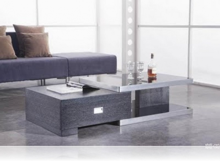 Contemporary Coffee Tables With Storage Square Swivel Top Simple Pictures