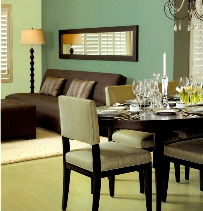 Dining Room Paint Colors Ideas Wonderful Decor Bedside Living Space Picture