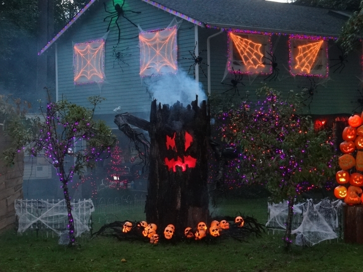 Fantastic Halloween Decoration Ideas For Party Scary Decor Images