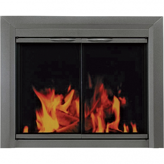 Pleasant Hearth Fireplace Doors Craton Fireplace Glass Door For Masonry