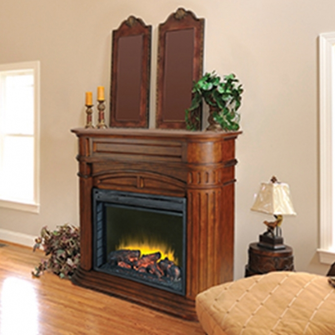 Pleasant Hearth Fireplace Doors Turin Electric Fireplace