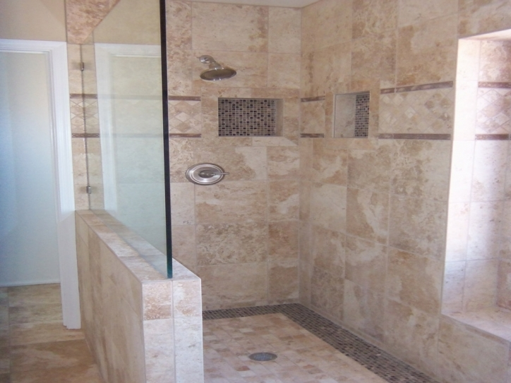 Porcelain Bathroom Tiles Remodeling Ideas Picture