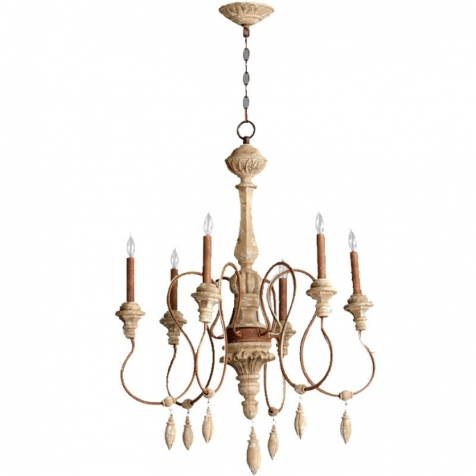 Stylish Italian Chandeliers Style Vintage Six Light Italian Scroll Chandelier Photos