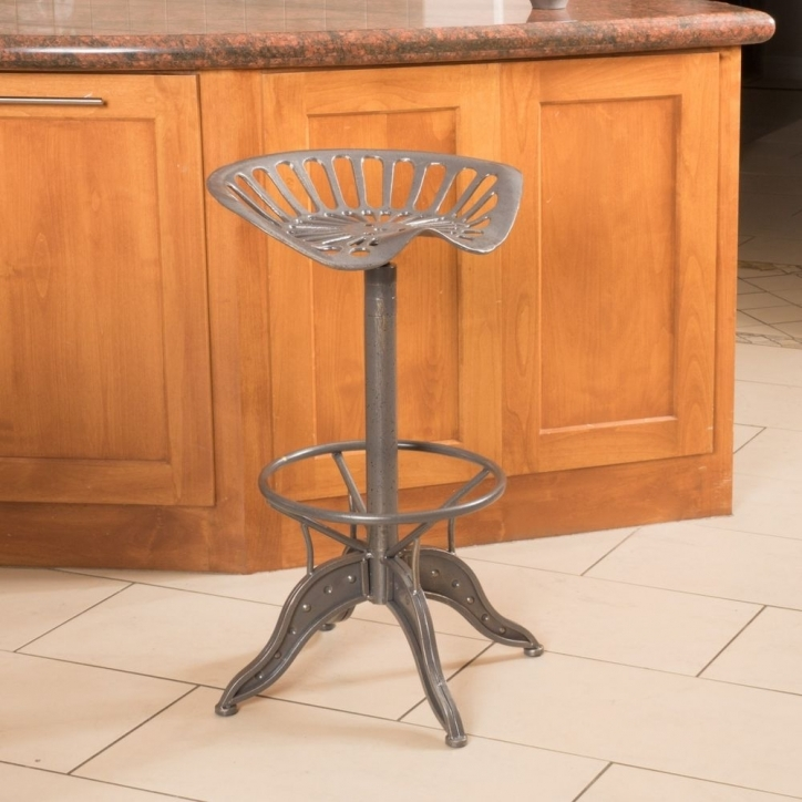 Tractor Seat Bar Stools Metal Furniture Ideas Pictures
