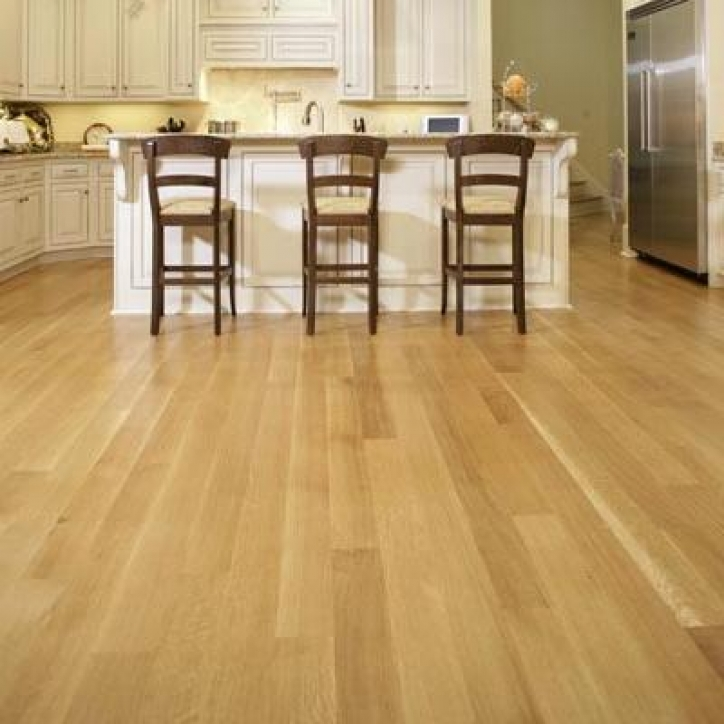 Unfinished Hardwood Flooring Whiet Oak Flooring Rift & Quartered Kitchen  Photos