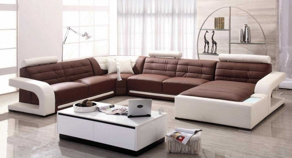 Contemporary Leather Sofa|Contemporary Leather Sofa|Contemporary Leather Sofas|Modern Leather Sofas| With Futuristic Sofa Bed Design And Comfy Versatile 66