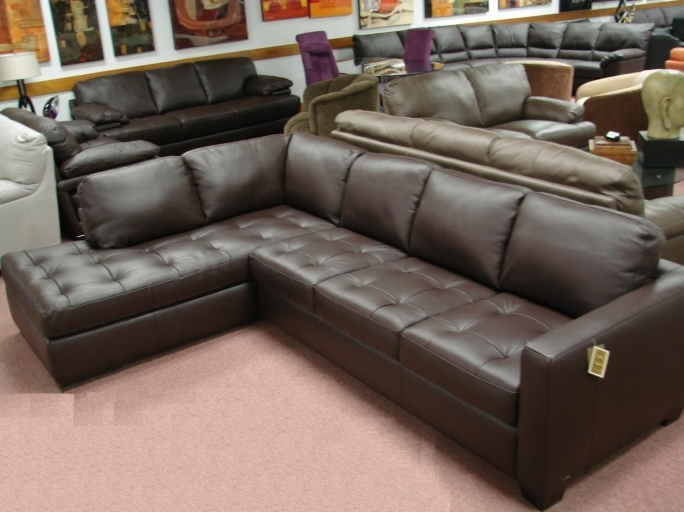 Natuzzi Leather Sofa Memorial Day Sale Black Edition Picture