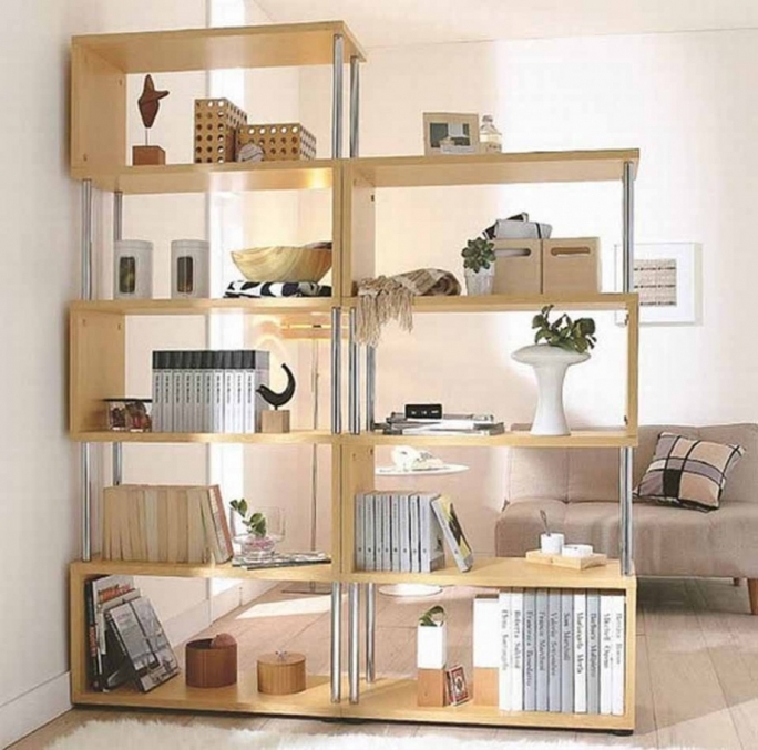 Open Shelving Units Living Room Shelves For Modern Bookshelves Decorative Ideas 1