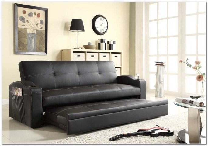 Pull Out Couch Bed Walmart Home Furniture Design Photo