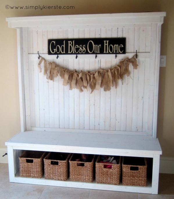 White Storage Bench With Baskets Mudroom Bench Furniture Ideas With Storage Tall Back Seat Pictures