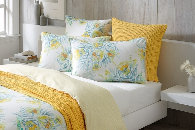 Standard Pillowcase Leda Bloom Pictures