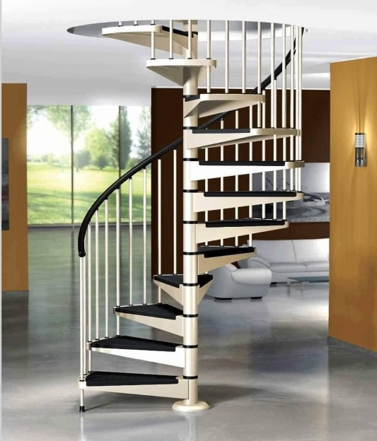 Spiral Staircase Kits Home Design Ideas Photo