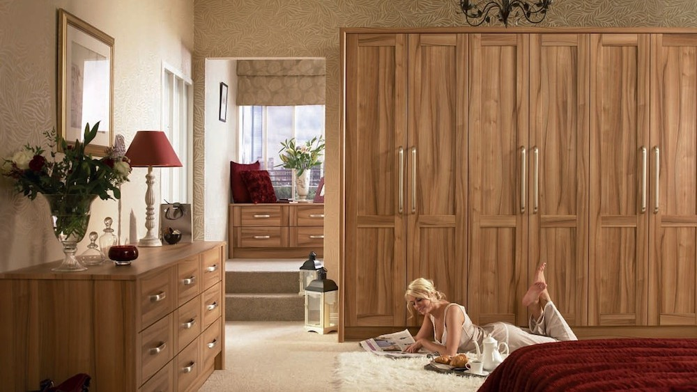 Fitted Bedroom Furniture Make Your Home More Valuable