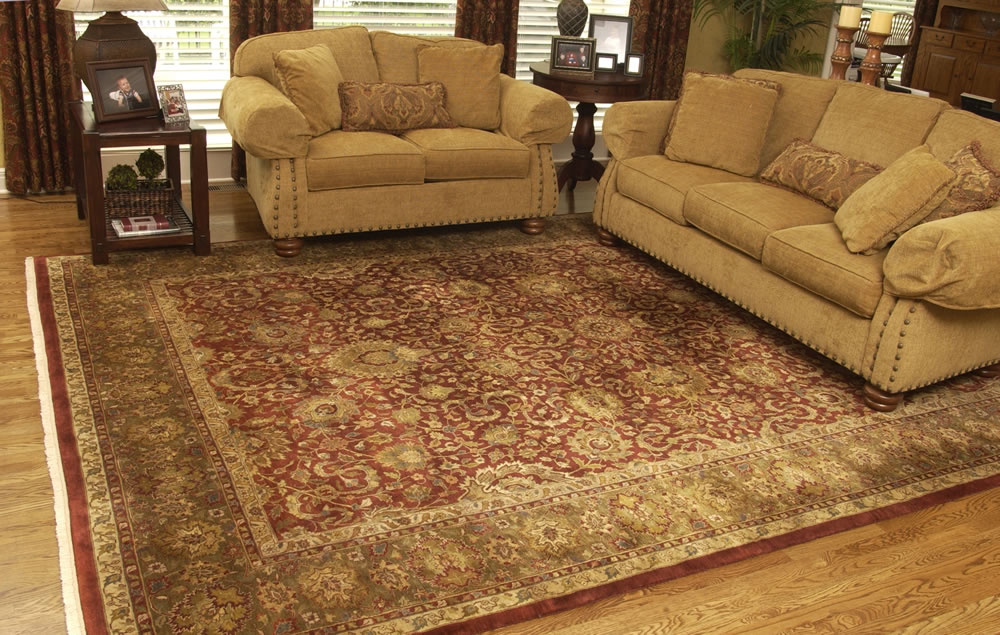 Beautiful Oriental Area Rugs to Brighten Up Your Home