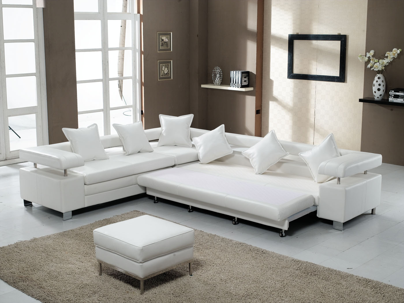 Leather Sleeper Sofa – Best Choice For Your Home