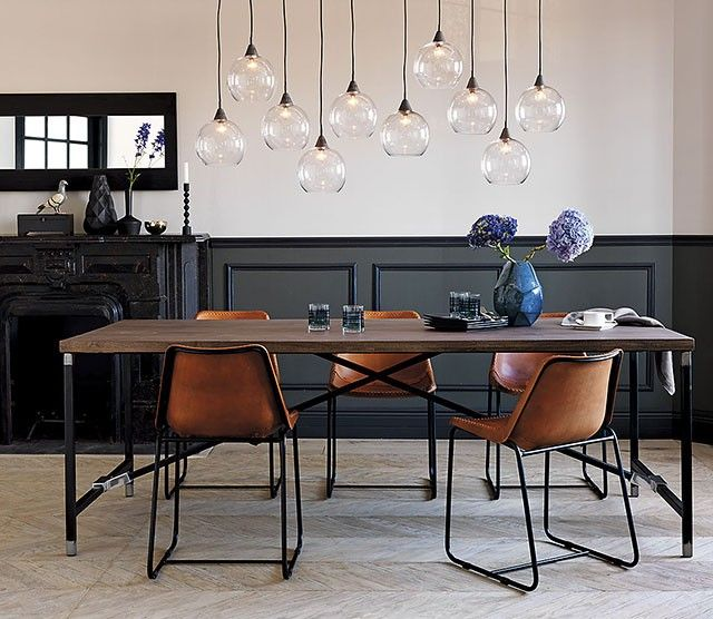 Leather Dining Chairs to Enhance Your Beautiful Home