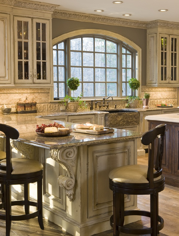 Habersham Kitchen Design Luxury Custom
