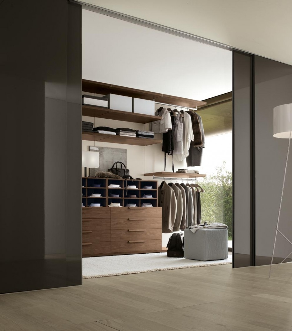 Attractive Oversized Floor Lamp Also Square Ottoman Idea And Modern Black Sliding Closet Doors Intended For Black Closet Doors