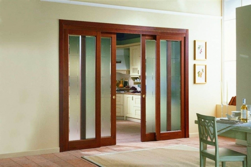Awesome Sliding French Doors For Custom Interior Doors Images