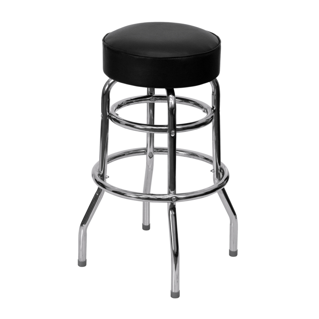 Brilliant High End Bar Stools Black Leather Comfortable Ideas Photos