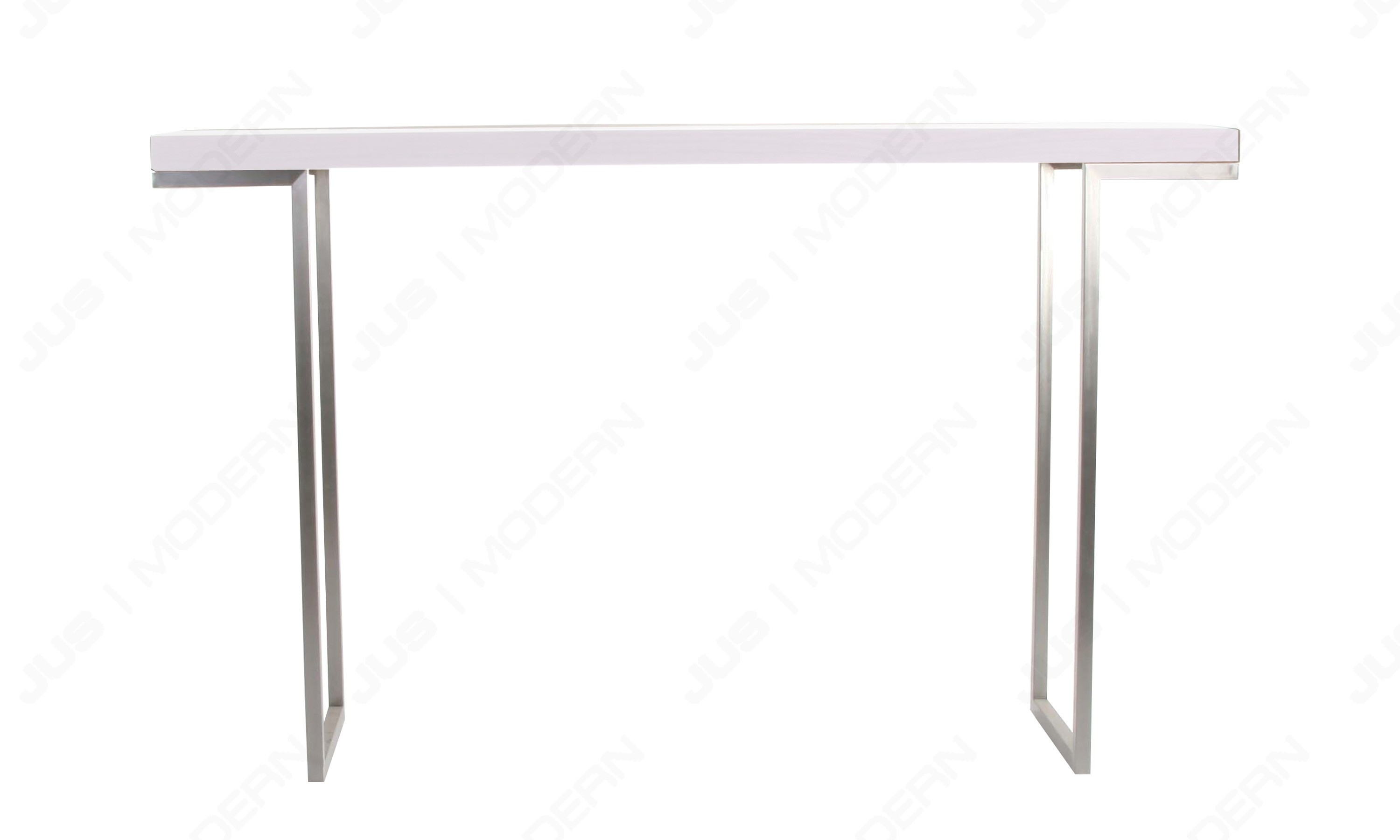 Brilliant White Lacquer Console Table Throughout Repetir Console Table Multiple Colors