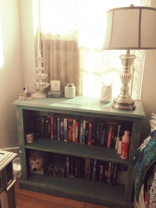 Excellent Nightstand Bookshelf Ideas Home Decoration Pic