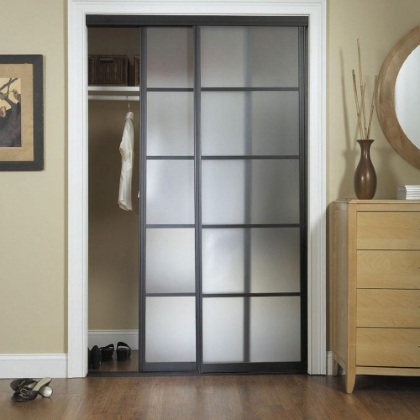 Fantastic Sliding French Doors Obscure Glass Interior Door Pictures