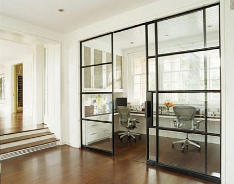 Gorgeous Sliding French Doors Interior With Glass Photos