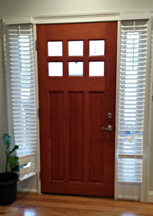 Outstanding Sidelight Blinds Simple Design Pictures