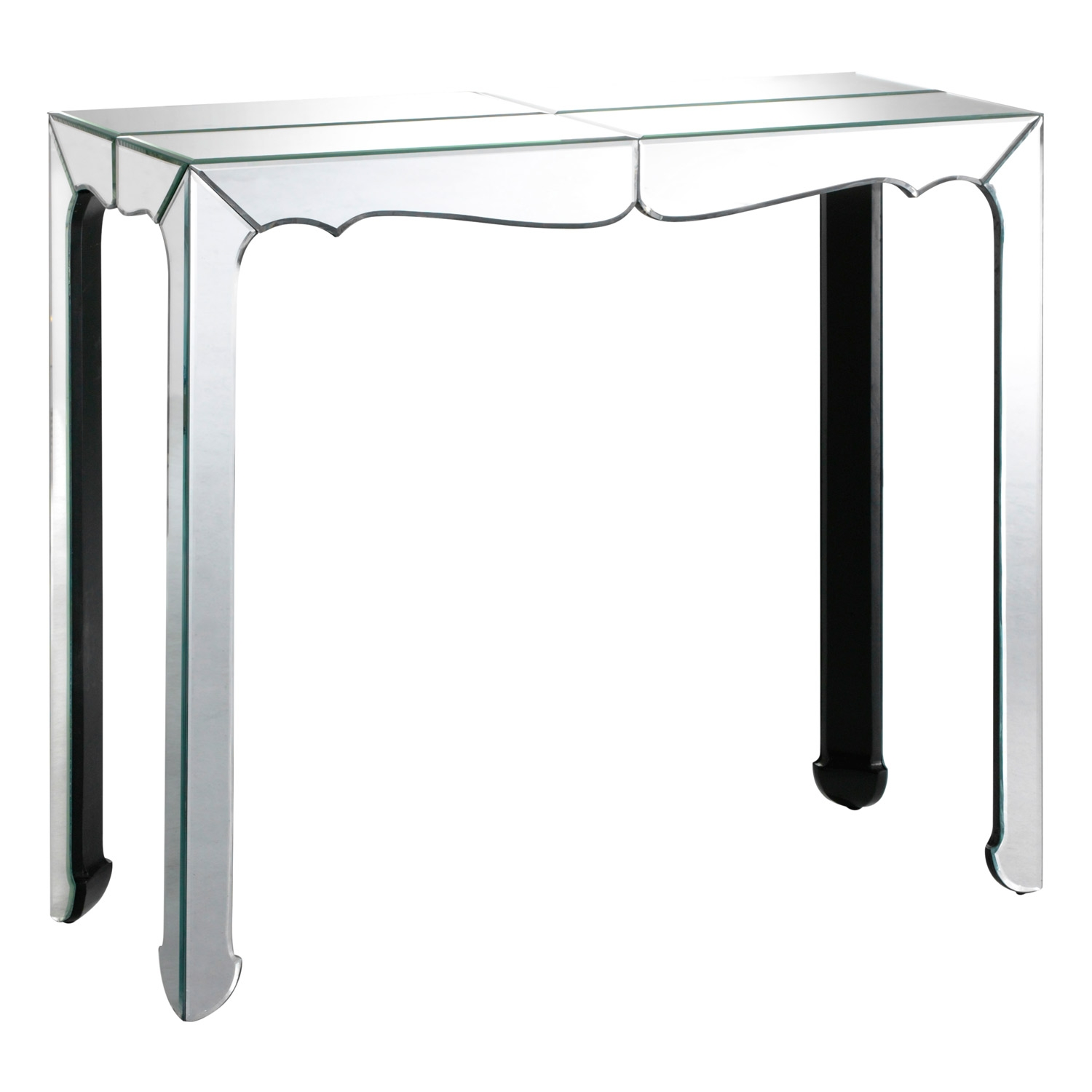 Stunning White Lacquer Console Table Inside Modern Console Tables Designer Home Decor And Furniture