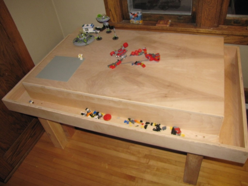 Stylish Large Work Table Plans Pdf Woodworking Pic