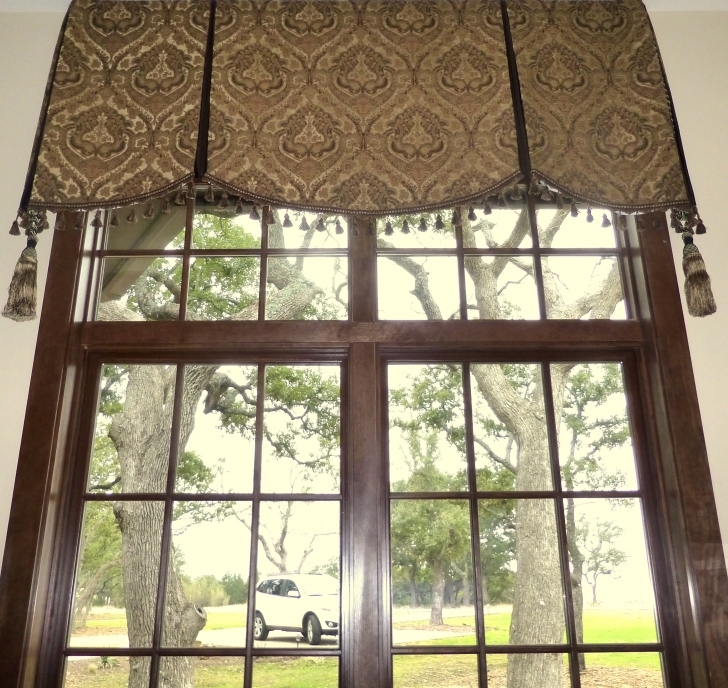 Cornice Board Ideas Within Gorgeous Valances And Window Treatments Design Ideas Photo