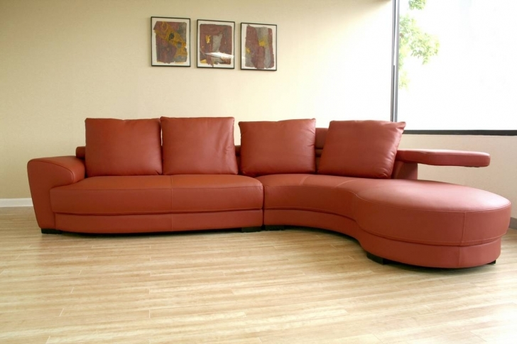 Curved Sectional Sofa Living Room Within Delightful Modern And Simple Room With Laminate Harwood Floor Ideas Images