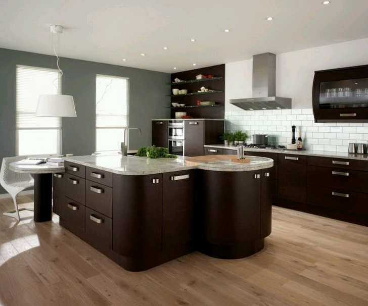 Custom Kitchen Cabinets Inside Fascinating Modern Home Kitchen Cabinet Designs Ideas  Picture