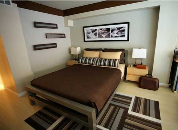 Excellent Beautiful Small Master Bedroom With Regard To Attractive Interior Design Pictures