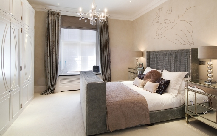 Excellent Beautiful Small Master Bedroom Within Cute Interior Design Pics