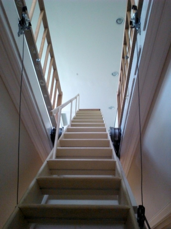 Fascinating Attic Stairs Pull Down Pole With Service Or Replace Pull Pictures