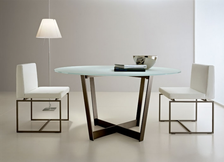 Glass Kitchen Tables For Small Spaces Inside Stunning Minimalist Design Ideas  Picture