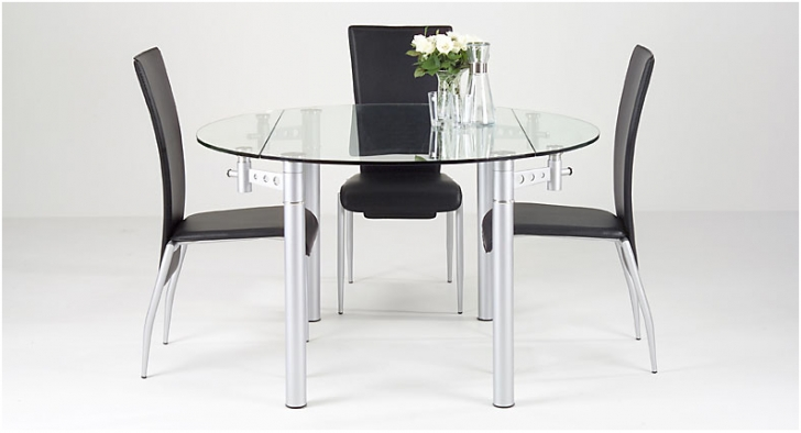 Glass Kitchen Tables For Small Spaces With Brilliant Dining Table And Chairs Set Table Pictures