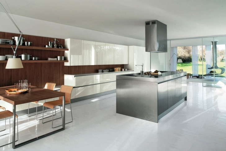 Italian Kitchen Design Within Beautiful Italian Kitchen Cabinets Home Furniture Decor Pictures