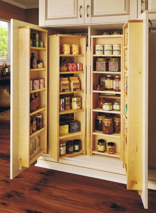 Kitchen Pantry Cabinet Ideas With Kitchen Furniture Pic