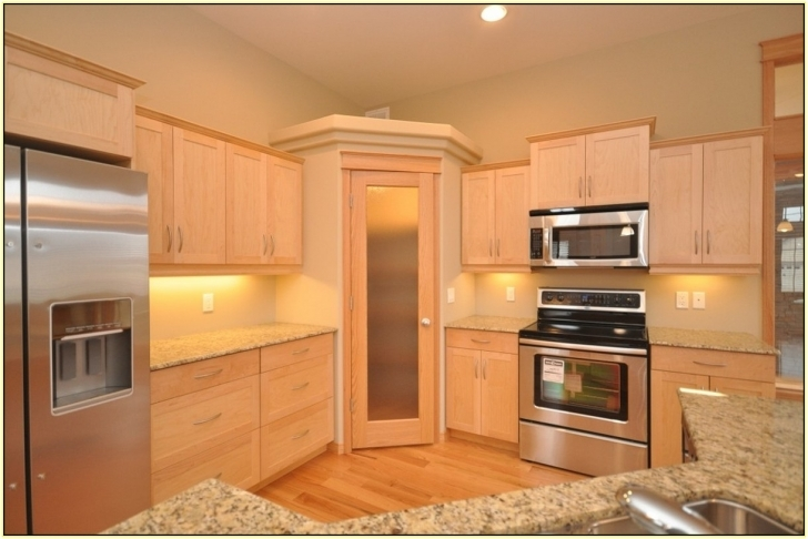 Kitchen Pantry Cabinet Ideas With Regard To Corner Kitchen Pantry Cabinet Design Pic