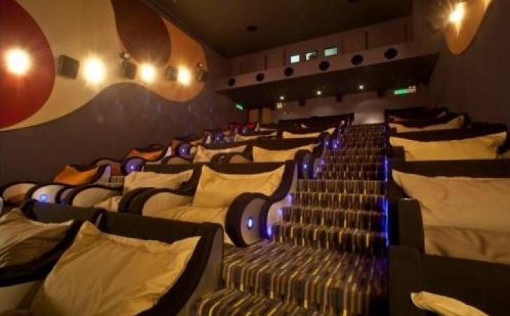 Marvelous Home Theater Seating Ideas With Home Design Ideas For Good Looking Photos