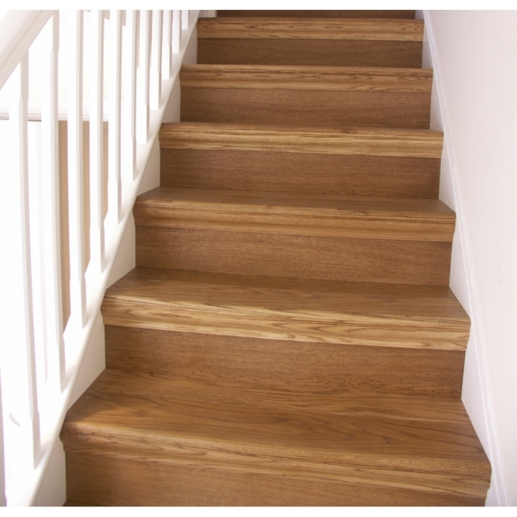 Oak Staircase Design Best Treads Picture