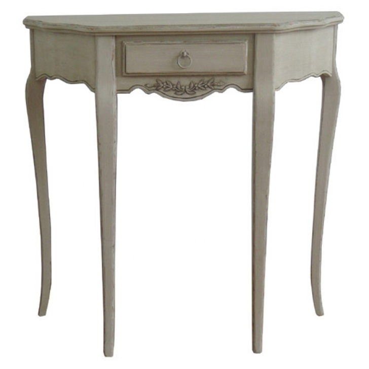 Stunning Console Table French Style Within Antique Ideas Pic