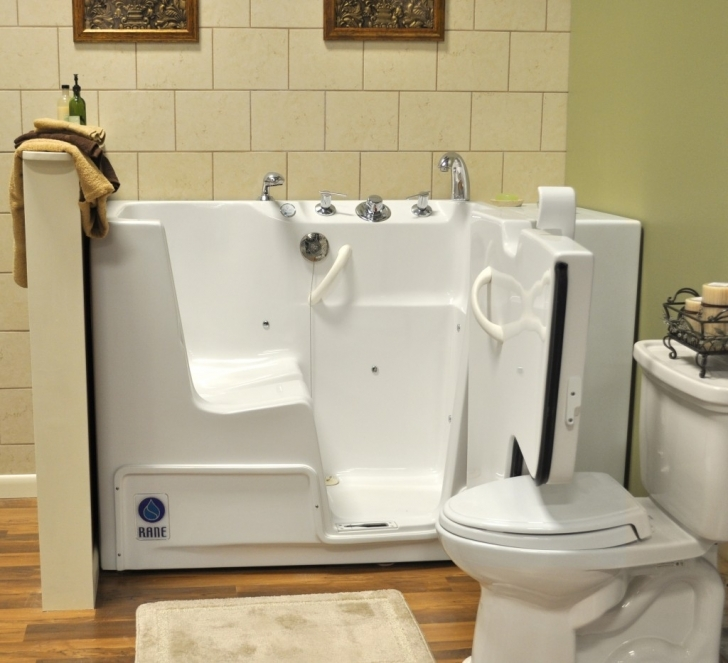 Walk In Tubs And Showers In Elderly Walk In Bathtubs With Showers Ideas Pic