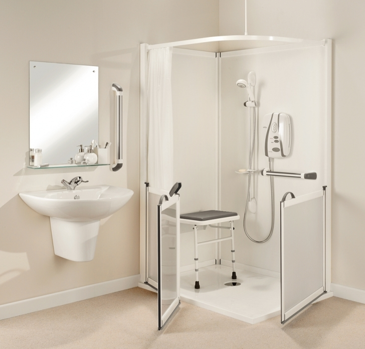 Walk In Tubs And Showers Inside Elderly People Design Ideas Photo