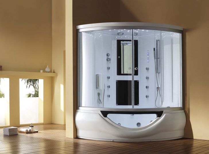 Walk In Tubs And Showers With Regard To Modern Bathtub Shower Combo Inspiration Photo