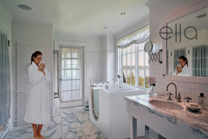 Walk In Tubs And Showers Within Bathroom Remodel With Ella Walk In Tub Pics