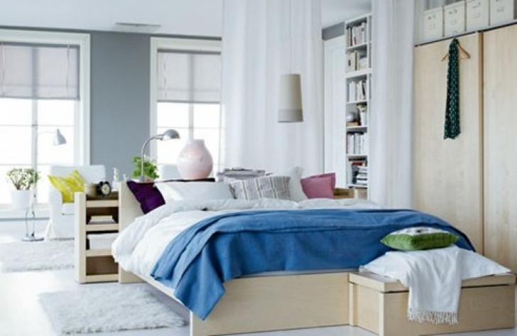 Wonderful Beach Themed Bedroom Decor Within Blue And White Interior Design For Boys Pictures
